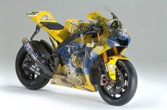 Racing Cafè: Yamaha YZR-M1 990 V.Rossi 2006