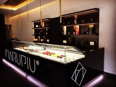 LUCIS display cases, vitrinas, virtines, pastry, chocolates JORDAO COOLING SYSTEMS 2019