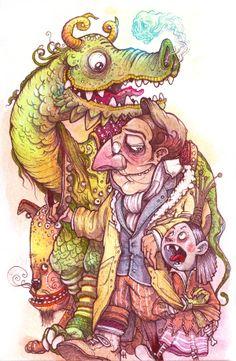 Habbenik : Monstruo Princesa