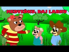 Medveďku, daj labku + 10 pesničiek | Zbierka | 14 minútový mix | Slovenské detské pesničky - YouTube Kids Songs, Mojito, Games For Kids, Preschool, Family Guy, Children, Youtube, Fictional Characters, Tela