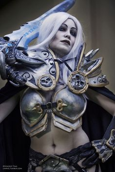 Arthas (from World of Warcraft) #Cosplay | Connichi 2011