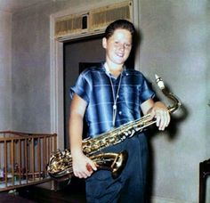 Bill Clinton, 1958