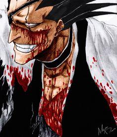 Kenpachi Zaraki - Bleach Anime-Kenpachi is just awesome...just sayin'