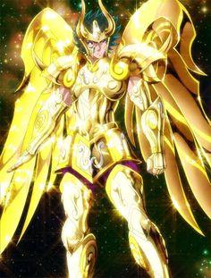 Shura de Capricornio Soul of Gold