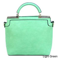Its spring and a sassy colored handbag is the perfect go to accessory to  spice up 935be8feb2421