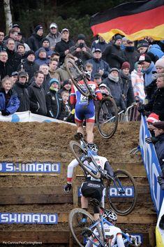 Lars Van der Haar World Cup in Heusden-Zolder, Belgium.Pic:CorVos/PezCyclingNews. https://www.uksportsoutdoors.com/product/bicycle-bugno-20-6-speed-folding/