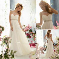 Free Shipping 2014 New Elegant A Line Soft Tulle cap Sleeve Bride Dress vestido de noiva Princess Wedding Dress Bridal Gown