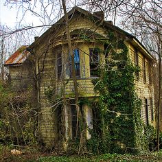 Empty Old House