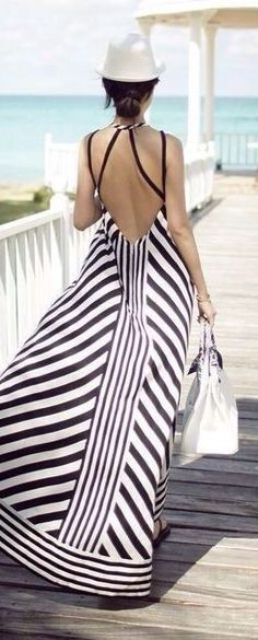 summer in stripes