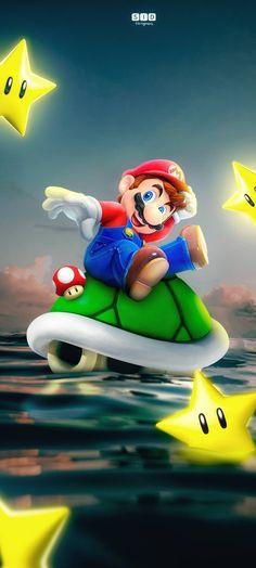 Mario Kart, Mario Lego, Mario Y Luigi, Super Mario Bros Games, Super Smash Bros, Super Mario World, Super Mario Art, Mario Fan Art, Wii