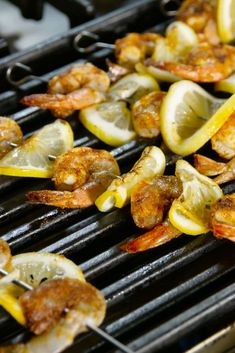 Cajun Shrimp KebabsDelish