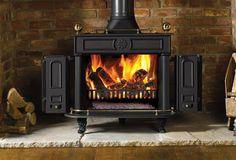 Stovax Regency stove UK - Franklin style stoves - Stovax stoves UK