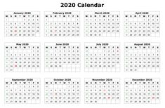 2020 Uk Bank Holidays Calendar 2020 Calendars In 2019