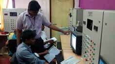 Training on PLC programming