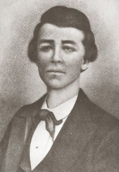 William Clarke Quantrill (July 31, 1837 – June 6, 1865), was a Confederate guerrilla leader during the American Civil War. Quantrill led a Confederate bushwhacker unit along the Missouri-Kansas border in the early 1860s, including the infamous raid and sacking of Lawrence in 1863.