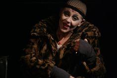Imma Villa è la protagonista di Scannasurice, di Enzo Moscato, presentato a Primavera dei Teatri 2015, a Castrovillari (Cs)
