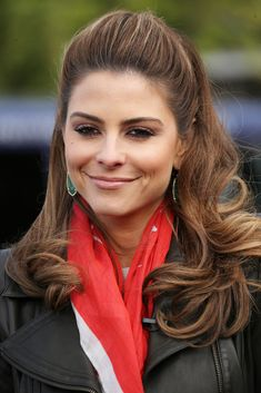 Maria Menounos is an American actress, journalist and a television presenter.