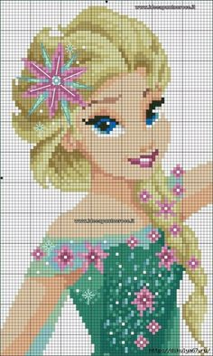 40 Disney Cross Stitch Charts Free from Cross Stitch Charts You may then choose which sides of the cell you're in you desire to get an outline. Cross stitch charts tell you whatever you want to learn about a cross Loom Patterns, Beading Patterns, Embroidery Patterns, Crochet Patterns, Perler Patterns, Disney Cross Stitch Patterns, Cross Stitch Charts, Cross Stitch Designs, Cross Stitching