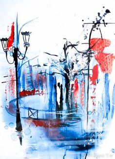 Abstractions – Perceptions – Evolution | Morgane Yar Interior Paint, Perception, Evolution, Creations, Deco, Abstract, Artwork, Painting, Design