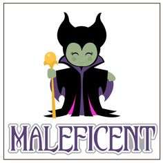 PPbN Designs - Maleficent (Member Exclusive), $0.30 (http://www.ppbndesigns.com/maleficent-member-exclusive/)