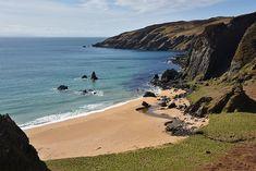 Beach in Port An Eas, Isle of Islay Isle Of Islay, Devon And Cornwall, Outer Hebrides, Seaside Resort, Scottish Islands, Summer Memories, Scotland Travel, Beach Scenes, Beach Fun