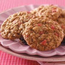 Cherry Oatmeal Cookies Recipe Recipe