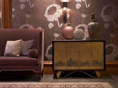 Fabric Wallpaper, Hotel Spa, Swimming Spa, Most Beautiful, House Design, Cabinet, Interior Design, Aspen, Storage