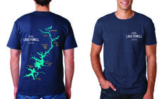 T-Shirt Design | Little Lake Powell 2014