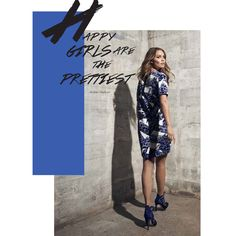 Happy Girls Are The Prettiest SS15 Fransa