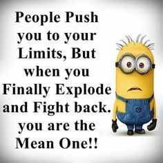 New Funny Minions gallery PM, Wednesday September 2015 PDT) - 10 pics - Minion Quotes Funny Minion Memes, Minions Quotes, Funny Jokes, Hilarious, Minion Humor, Minion Pictures, Funny Pictures, Funny Pics, Funny Sayings