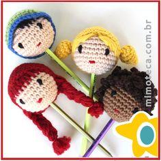 Você pode escolher o seu! #amigurumi #crochet #crochê #croche #presentes…