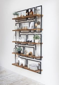 Apartment decor: 60 ideas with photos and designs - Home Fashion Trend Style At Home, Living Room Decor, Bedroom Decor, Living Rooms, Bedroom Ideas, Home Fashion, Diy Fashion, Frames On Wall, Metal Frames