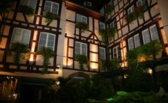 This is where we usually stay: Hotel downtown Strasbourg near cathedral - Hotel Beaucour