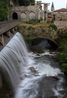 Trieste, Heartland, Venice, Waterfall, Outdoor, Geography, Scenery, Italia, Outdoors