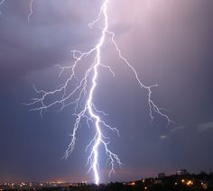 Wrath Of Nature - Lightning