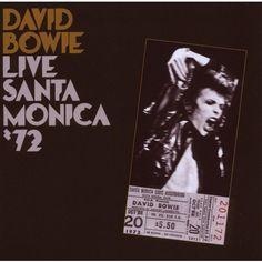 Shop the 2008 Europe Vinyl release of Live Santa Monica by David Bowie at Discogs. Santa Monica, Moonage Daydream, Mick Ronson, David Bowie Ziggy, Iggy Pop, Life On Mars, Sanya, Ziggy Stardust, Live