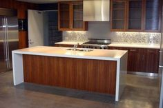 Houzz 6 20 2013 - contemporary - Kitchen - Seattle - Stone Pros Marble and Granite, Inc.
