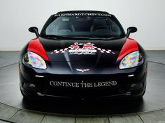 Chevrolet corvette coupe earnhardt hall of fame edition 2010