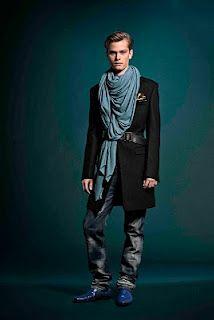 Men's Fashion by Francesco: Christian Westphal & the Italian Renaissance in Autumn/Winter 2010