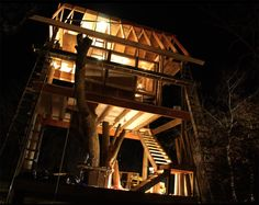 Camp Treehouse | The Lettered Cottage