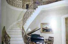 Lfvv Iron Staircase, Stairs, Home Decor, Stairway, Decoration Home, Room Decor, Staircases, Home Interior Design, Ladders