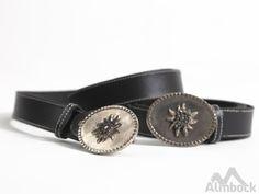 http://www.trachten24.eu/Trachten-Guertel-Edelweiss-Antik - Trachten Gürtel Edelweiß Antik - Antique costume belt edelweiss