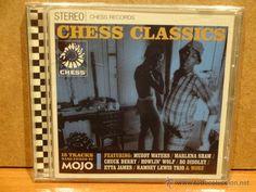MOJO. CHESS CLASSICS. CD / PROMO - 2005. 15 TEMAS. CALIDAD LUJO.