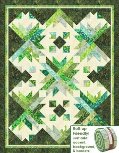 Prickly Pear Designer Pattern: Robert Kaufman Fabric Company