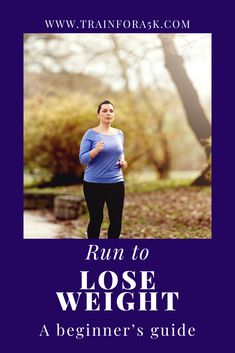 Many people start running to lose weight, and it's a smart strategy - it burns more calories per hour than just about any other type of cardio. Lose Weight Running, Losing Weight Tips, Weight Gain, Weight Loss Tips, How To Start Running, Running Tips, Beginner Running, Training Plan, Weight Training