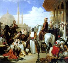 Cariyelik ( Women slavery) goes back to the era before islam. Baghdad used to be the most important slave market at the time of the Abbasides. After islam this business had to continue due to social and economic factors. We notice that women slavery in the Ottoman Harem started with Orhan Bey, but from the period of Sultan Mehmed the Conqueror the number of women slaves in the Harem increased rapidly.