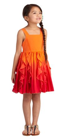 Ok, so I love JustFab for shoes, but now they have it for kids! Someone give me a little girl! And I freaking love this dress.