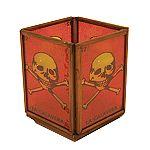 Skull Tea Lamp Holder!