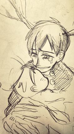 Beast Wirt holding his brother Greg...