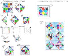Les Antònies #patchwork #quilt #bloc #tutorial